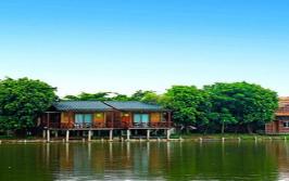 绿色生态旅游
