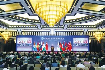 构建命运共同体 书写上合新篇章——写在上海合作组织青岛峰会闭幕之际