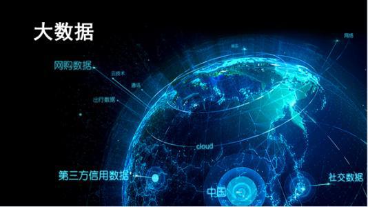 《大数据风控提速中国征信行业》