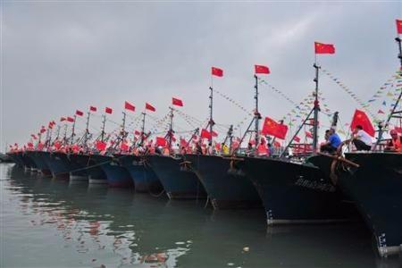 山东威海伏季休渔被列入