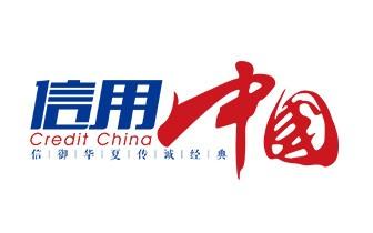"""""""龙腾飞""""通过《信用中国》栏目评选"""
