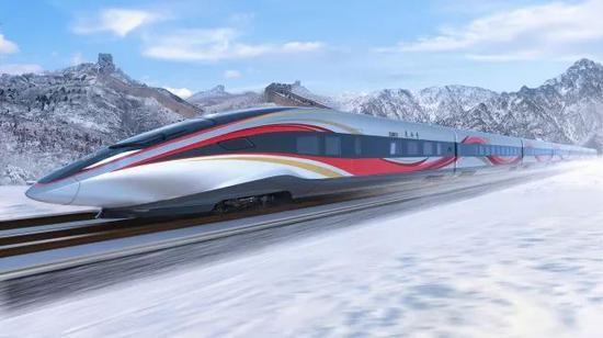 京张高铁预计明年8月