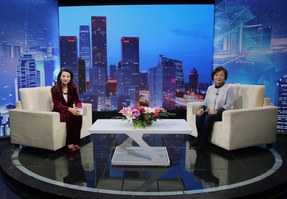 女企业家访谈节目哪里看?