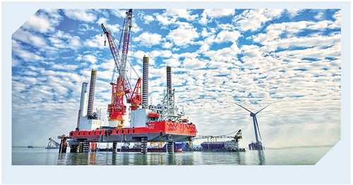 """""""风光""""无限 我国能源生产和消费总量跃居世界首位"""
