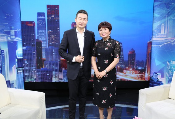 cctv信用中国嘉宾合照