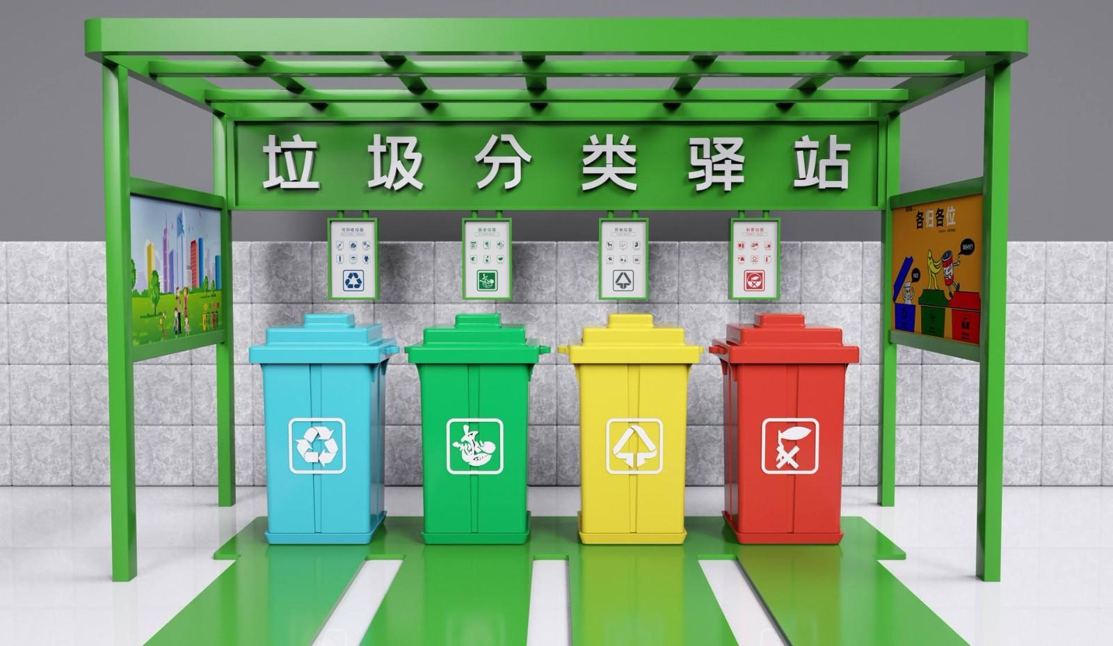 六地加入垃圾分类行列:奖罚分明、纳入征信动真格