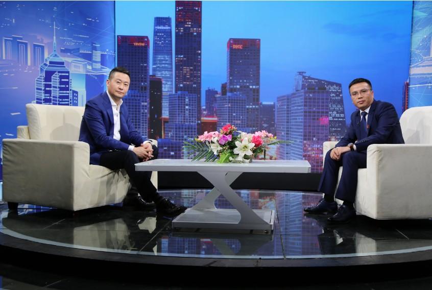 """《信用中国》专访""""足康生物科技""""董事长叶涛:千里之行,始于足下"""
