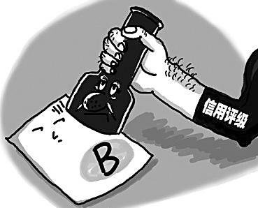 《中国信用评级市场的大门已敞开》