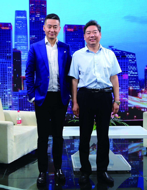 贾红治:践行绿色发展理念 打造企业金字招牌
