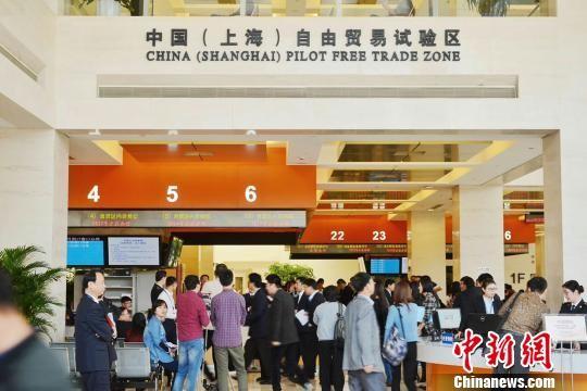 商务部:上海自贸区临港新片区制度设计有创新提升