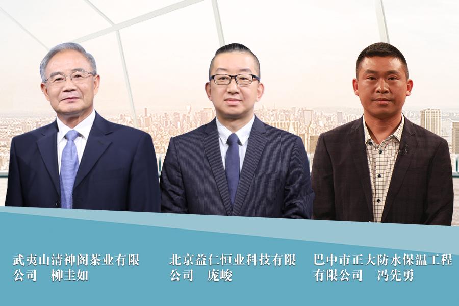 《信用中国》20181228期 庞峻 冯先勇 柳圭如