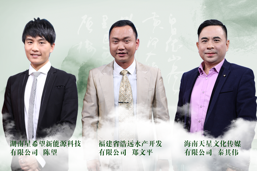 《信用中国》20190122期 郑文平 陈望 秦其伟